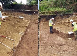 Images: Headland Archaeology