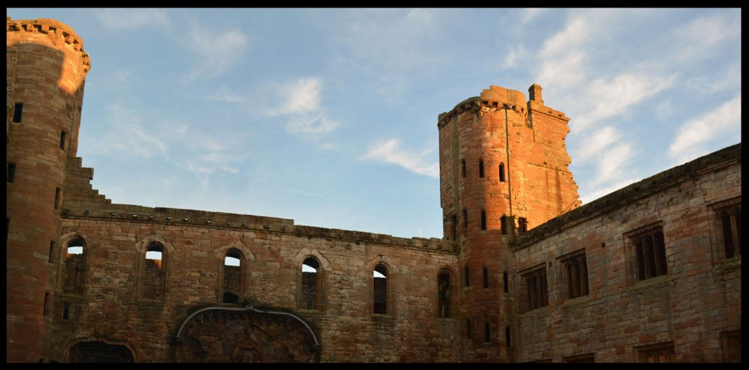 Linlithgow Palace. Image David Connolly