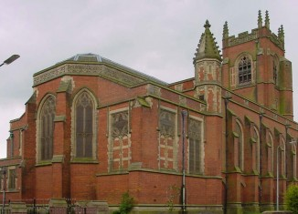 Previous winner Inayat Omarji for All Souls Church, Bolton (Best Rescue of Any Other Type of Historic Building or Site)