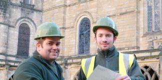 A 2012 graduate: Heritage Craft Alliance Ltd