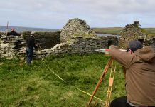 "19th century ""Highland Clearance"" landscape - Surveyed by students from UHI"