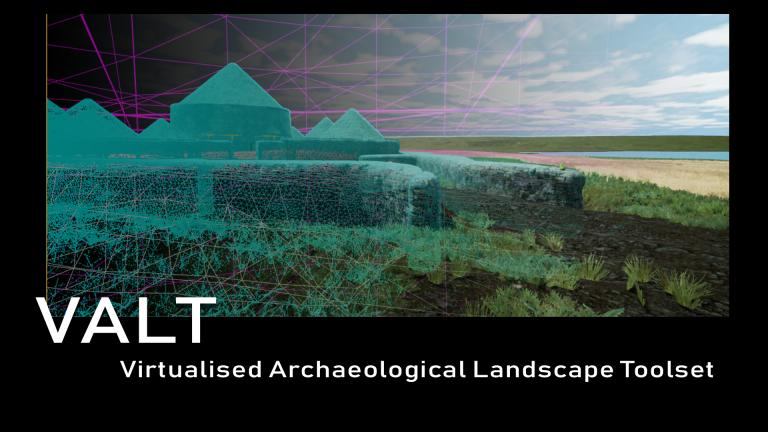 Archaeology Ex Machina –  the VALT application and LIDAR landscape data