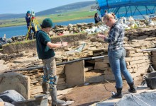 Study Archaeology in Orkney
