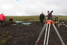 Mesolithic campsite uncovered  in Upper Teesdale, County Durham