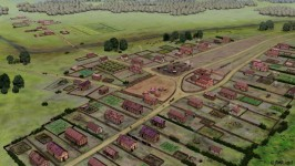 Heybridge: A late Iron Age and Roman settlement.