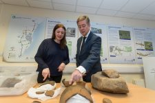 15000 years of Archaeology on Aberdeen bypass