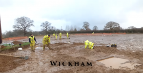 Archaeological Investigation at Wickham, Hampshire